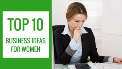 Photo of Easy business ideas for women.