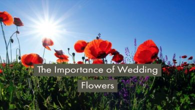 Photo of The Importance of Wedding Flowers
