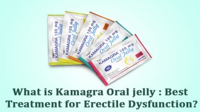 Photo of Erectile Dysfunction Is Mostly Treatable. Buy Kamagra Oral Jelly Now!
