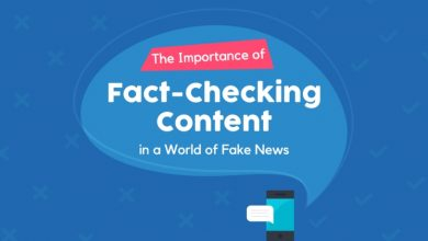 Photo of Importance of Fact-Checking Content in a World of Fake