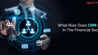 Photo of What Role Does CRM Play In The Financial Sector?