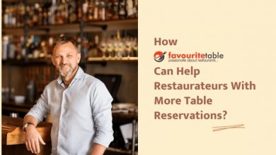 Photo of How Favouritetable Can Help Restaurateurs With More Table Reservations?