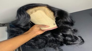 Photo of Difference between synthetic and human hair wig