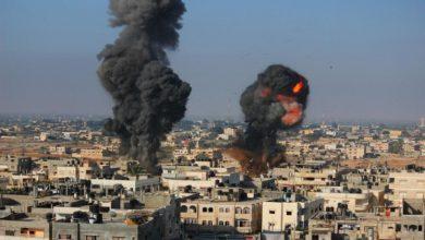 Photo of Israeli-Palestinian dispute
