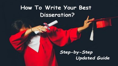 Photo of Top Strategies To Write A Really Strong Dissertation