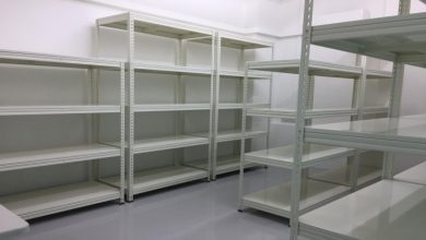 Photo of Shopping For Storage Racks Singapore Systems