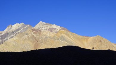 Photo of Aconcagua Climbing – My expedition filmed in a precarious way