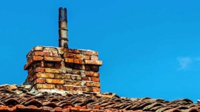 Photo of Step by step chimney rebuilding guide