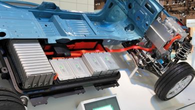 Photo of Electric Vehicle Battery Systems