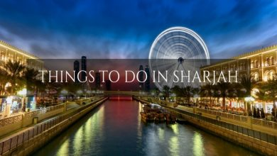 Photo of Make your trip to Sharjah amazing with these travel tips