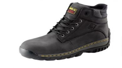 Photo of Various types of safety shoes found in Kenya
