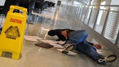 Photo of What Should You Do After a Slip and Fall Accident?