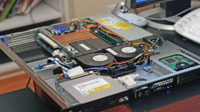 Photo of Basic Introduction of Server Computer Parts and Components