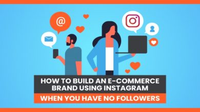 Photo of The Guide That Makes Building an eCommerce Brand on Instagram Simple